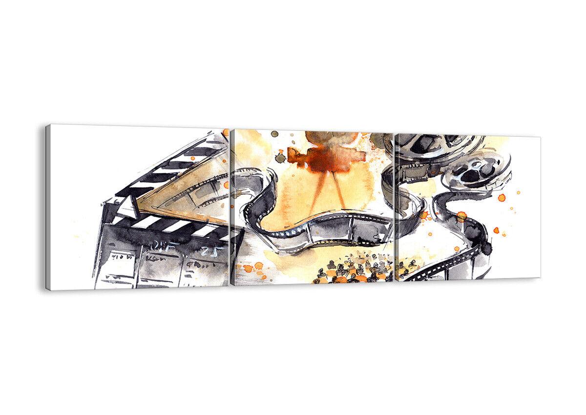 QUADRO MODERNO Stampa su tela Film Proiettore illustrazione 3017 3017 3017 IT 0373cf
