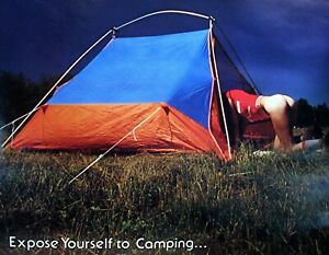 Nude In Camping