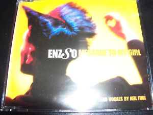 Enzso-Message-To-My-girl-Neil-amp-Timm-Finn-CD-E-P-Like-New
