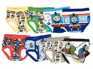 Handcraft-Thomas-The-Train-Toddler-Boys-Briefs-Value-8-Pack-Underwear-Percy