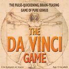 2005 The Da Vinci Game Ingenious Puzzles Riddles & Logic