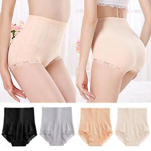 50c5247b53 Image is loading Women-High-Waist-Tummy-Shapewear-Body-Control-Slim-