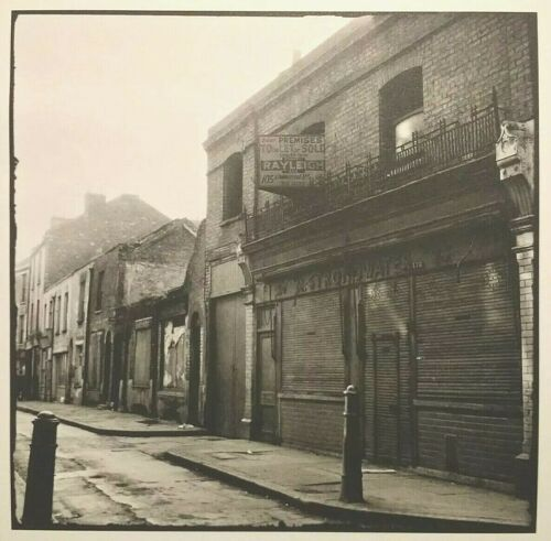 - Archival Print 1962 2015 RARE East End David Bailey