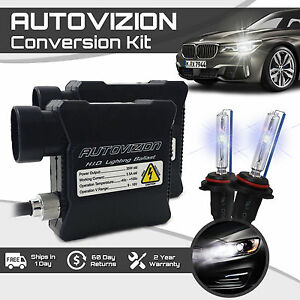 Image Is Loading Autovizion Xenon Light Hid Kit For Ford E