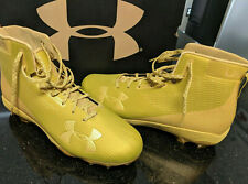 Under Armour UA Hammer MC Football cleats 1289775-700 Gold Sizes 13 /& 14 NEW