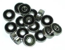 4 unid braguitas rodamientos de bolas 608 RS ABEC 5 bearings Speed Waveboard scooter City roller...