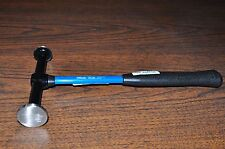 AUTO BODY DINGING HAMMER 2-SIDE ROUND FACE,FIBERGLASS HANDLE MARTIN 150FG  USA