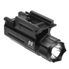 NcStar AQPTF2 3W 150 Lumen CREE LED Flashlight w/Quick Release Mount