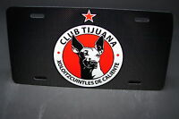 Club Tijuana Metal License Plate For Cars Mexico Mx Football Mx Soccer.