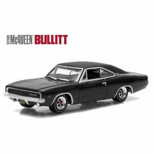GREENLIGHT-1-64-DODGE-CHARGER-R-T-BULLITT-STEVE-McQUEEN-1968