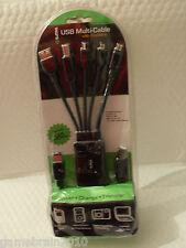 Sima model: SUO-200M USB Multi-Cable with Firewire - COMPLETE!!