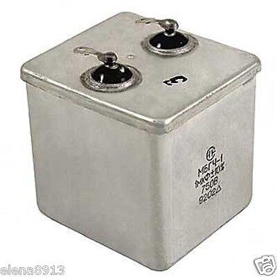 Capacitor PIO MBGT 160V 1uF 10/% USSR Lot of 4 pcs