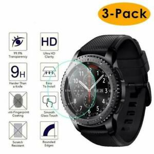 3-Pack-For-Samsung-Galaxy-Smartwatch-46mm-9H-Screen-Film-For-Watch-Protection