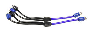 ZEALUM-ZC-PYM-Cinch-Cable-034-PURE-034-Y-Kabel-male-Doppelt-abgeschirmter-Y-Adapter