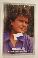 Sobrevivientes del Amor by Braulio1990, Sony Discos (Audio Cassette Sealed)