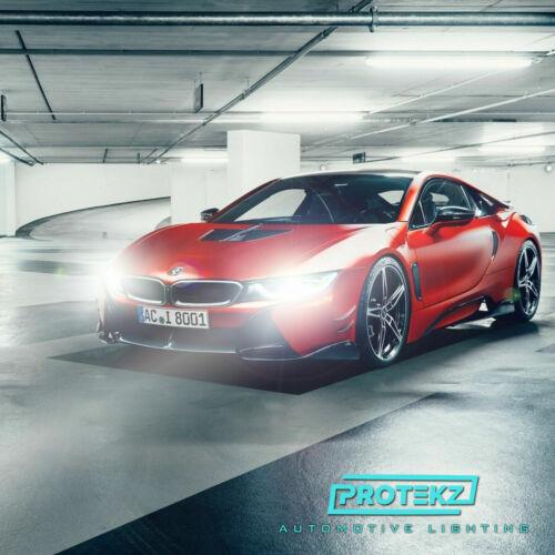 Protekz LED Headlight Kit Hi Beam H1 6000K CREE for 2007-2008 Audi S6