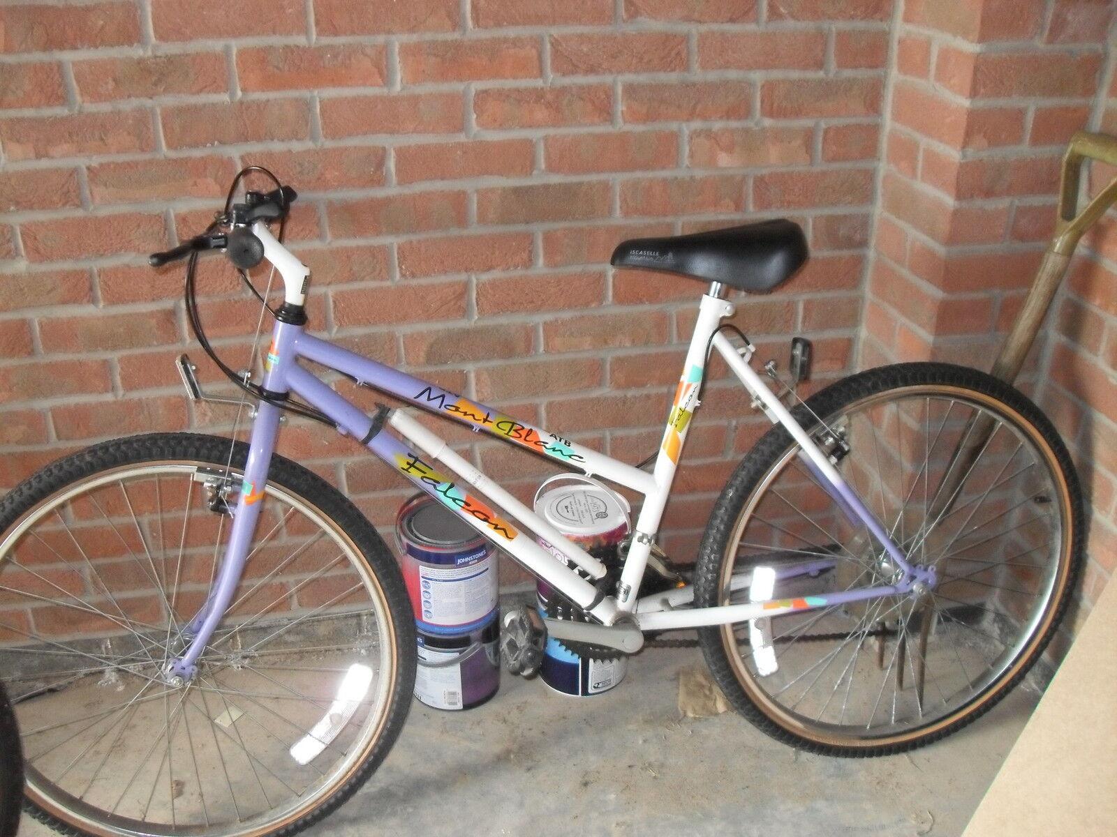 Ladies bike (Mont white Falcon)