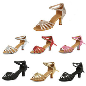High-Quality-ballroom-latin-dance-shoes-heeled-Women-modern-tango-salsa-shoes
