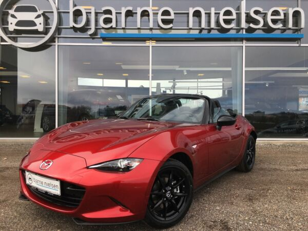 Mazda MX-5 1,5 Sky-G 132 Roadster Edition - billede 1