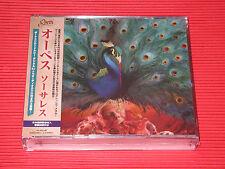 2016 OPETH Sorceress with Bonus CD + DVD AUDIO JAPAN 2 CD + DVD