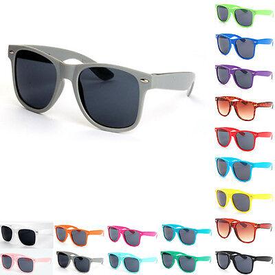 UV400 Aviator Classic Retro Sunglasses Vintage Mens Womens ShadesEyewear