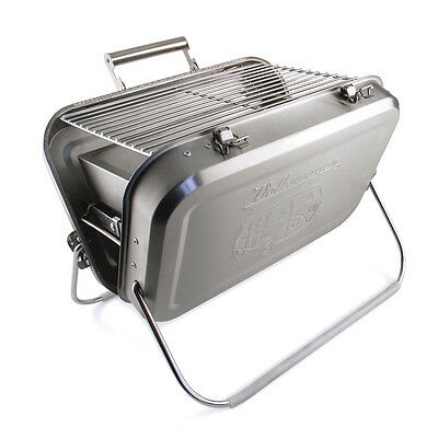 Portable Bbq Grill T1 Camper Van Bus Volkswagen Vw Collection By Brisa Bubg01 Barbecues, Grills & Smokers