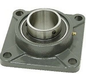 "FYH brand UCF204-12 four bolts flange mount 3//4/"" id bearings UCF 204"