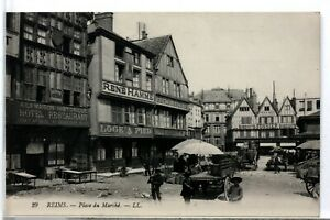 6622-CPA-Frankreich-Champagne-Ardenne-gt-Marne-51-Reims-Postcard