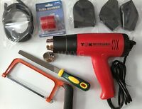 Tools Kit Set For Water Cooling Rigid Tubing System Mandrels Heat Gun Saw File