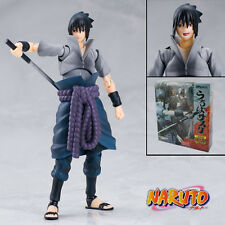 Naruto Sasuke Uchiha PVC Action Figure figures dolls toy with box coplay
