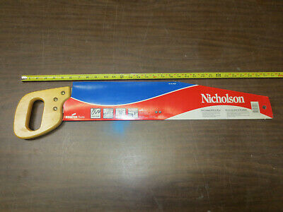 """Nicholson 26"""" """"Silver Flash"""" Pruning Saw"""