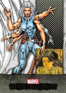 SPIRAL-Marvel-Beginnings-Series-1-BASE-Trading-Card-144