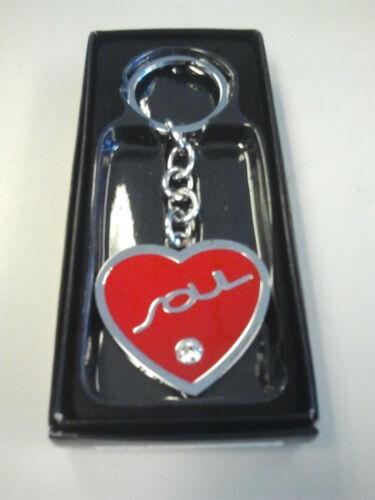 Kia Soul Key Chain UL090-AY712 Kia Soul Key Tag OEM Kia Soul Keyring