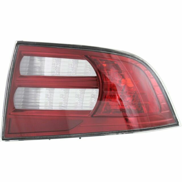 New Depo Tail Light Passenger Side For 2007-2008 Acura TL