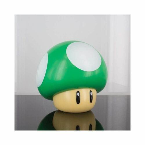 Paladone Lampe Super Mario 1 Up Mushroom Light-Multi-couleur