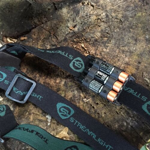 Spare Battery Holder AAA for Headlamp Etc Extra Batteries at the Ready 2 Pack!