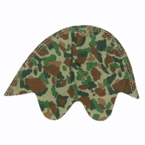 1//6 Battle Gear Toys Couvre-casque UMSC 409 02 Jungle Camo WWII Indochine