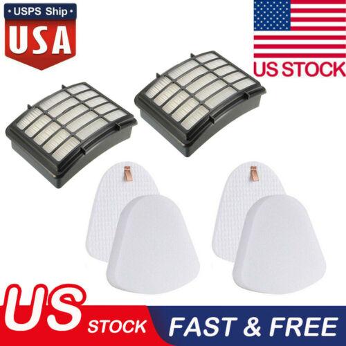 Navigator Lift-Away Vacuum Cleaners Filter Kit for Shark NV350,NV351