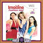 Imagine Fashion Idol Nintendo Wii Game (22586)