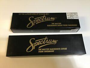 L-039-echelle-HO-Passagers-Voitures-Spectrum-Bachmann-les-maitres-cheminot-Serie