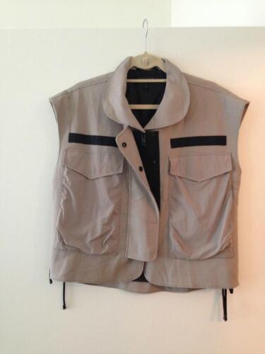 Cargo Rag Bone Beige Utility Khaki M Xs Vest Oversized Top S Tan Brown Dutch amp; vfqrwv