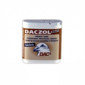 Export Roni 15/% by DAC Pigeon Product Roni extra strong 50 Tablets