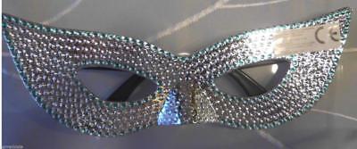 Maskenbrille Venedig Märchen Rokoko Barock Party Disco Halloween Spass Fun