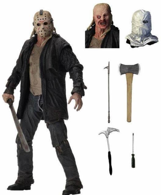 NECA Friday the 13th 2009 Movie Jason Voorhees Ultimate 7