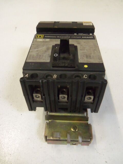Square D FA34030 Industrial Control System for sale online