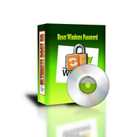Windows Password Reset , Recovery And More For Windows Xp, Vista, 7 Cdrom