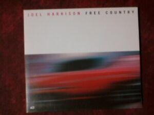 HARRISON-JOEL-FREE-COUNTRY-FEAT-NORAH-JONES-2003-DIGIPACK-CD