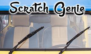 windshield glass scratch remover polishing kit windscreen repair kit ebay. Black Bedroom Furniture Sets. Home Design Ideas