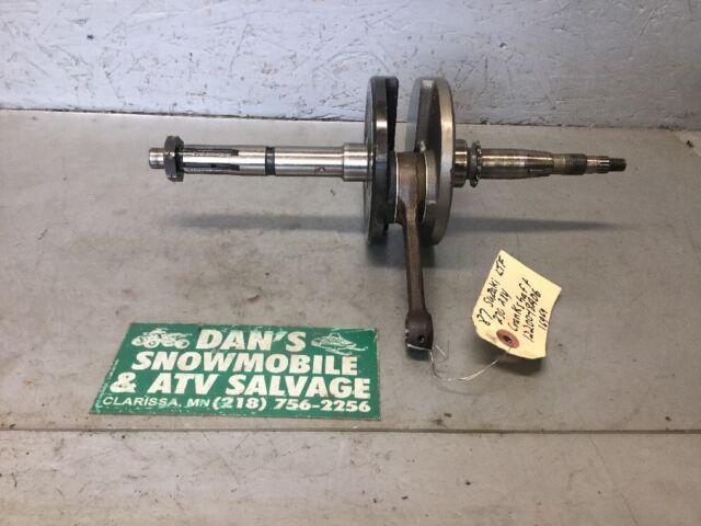 Crankshaft Suzuki 86 Quad Runner 230 ATV 12200 18a06