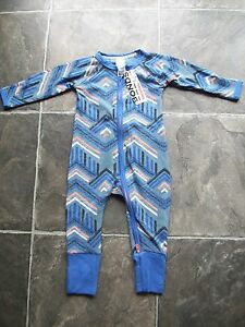 0ac4094fd BNWT Baby Boy s Bonds Blue